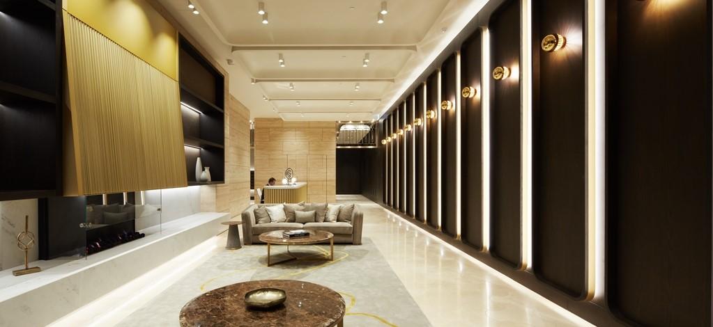 Capital Grand Lobby